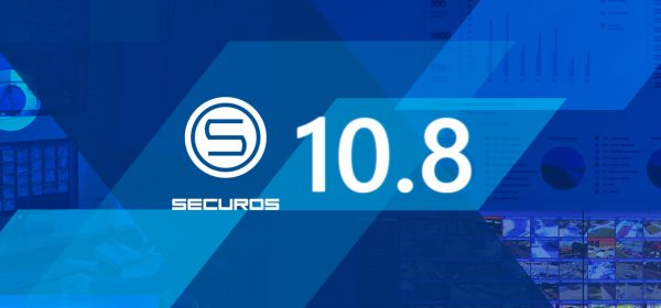New ISS products in SecurOS 10.8 release