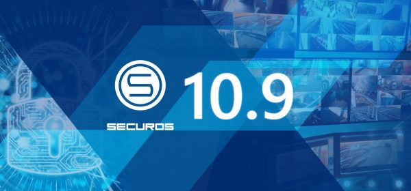 Release 10.9: SecurOS modules and tools update