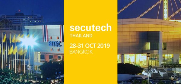 ISS Showcased Its Latest Innovation Solutions at Secutech Thailand 2019