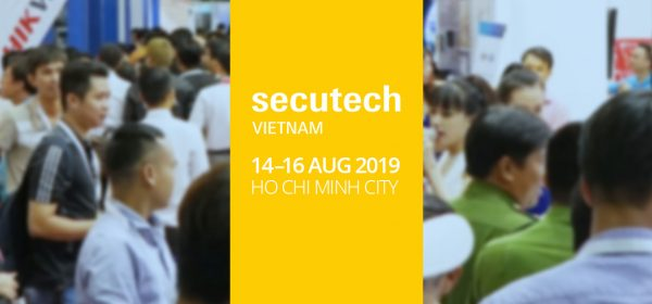 ISS Showcased Its Latest Innovation Solutions at Secutech Vietnam 2019
